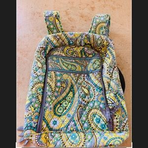 Vera Bradley backpack like new